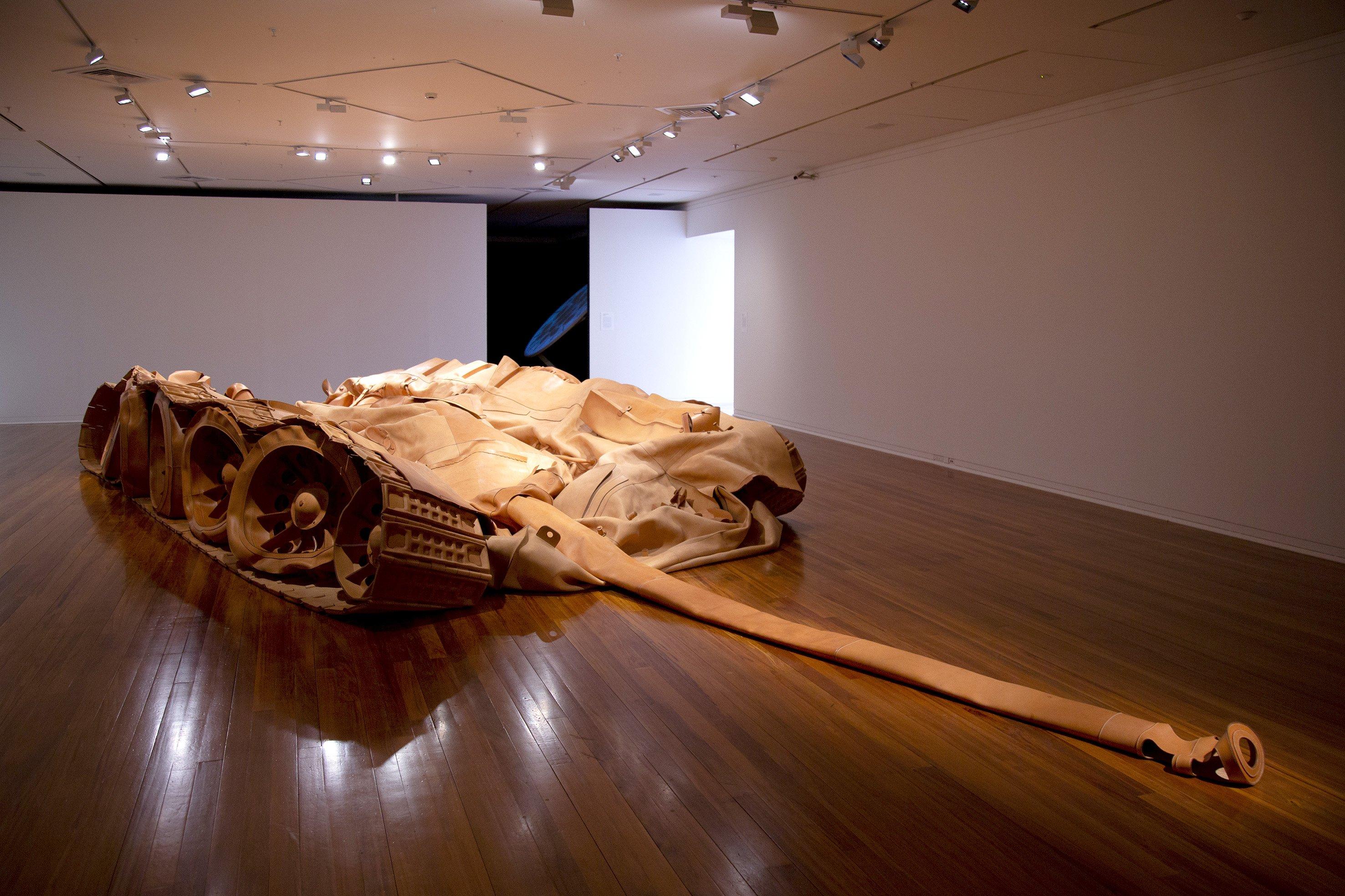 Tank Project, 2011-2013, by Xe Xiangyu