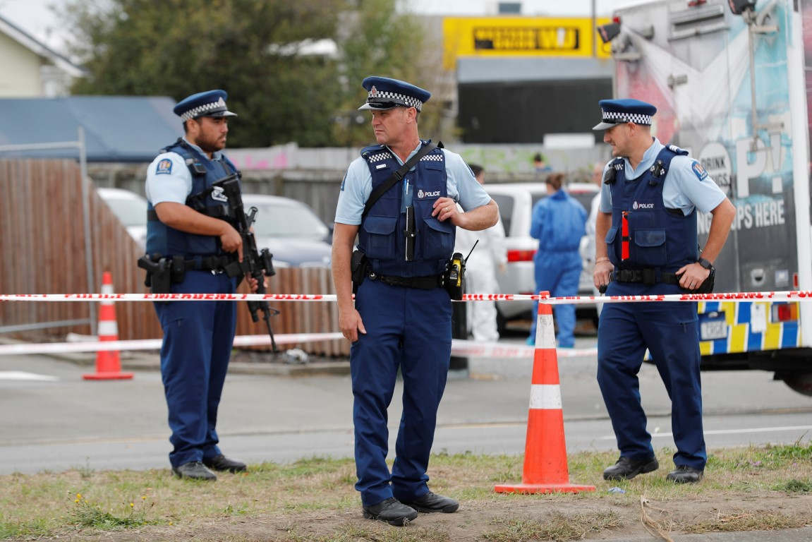 Following Christchurch mosque attack Australian PM pushes G20 to tackle internet extremism