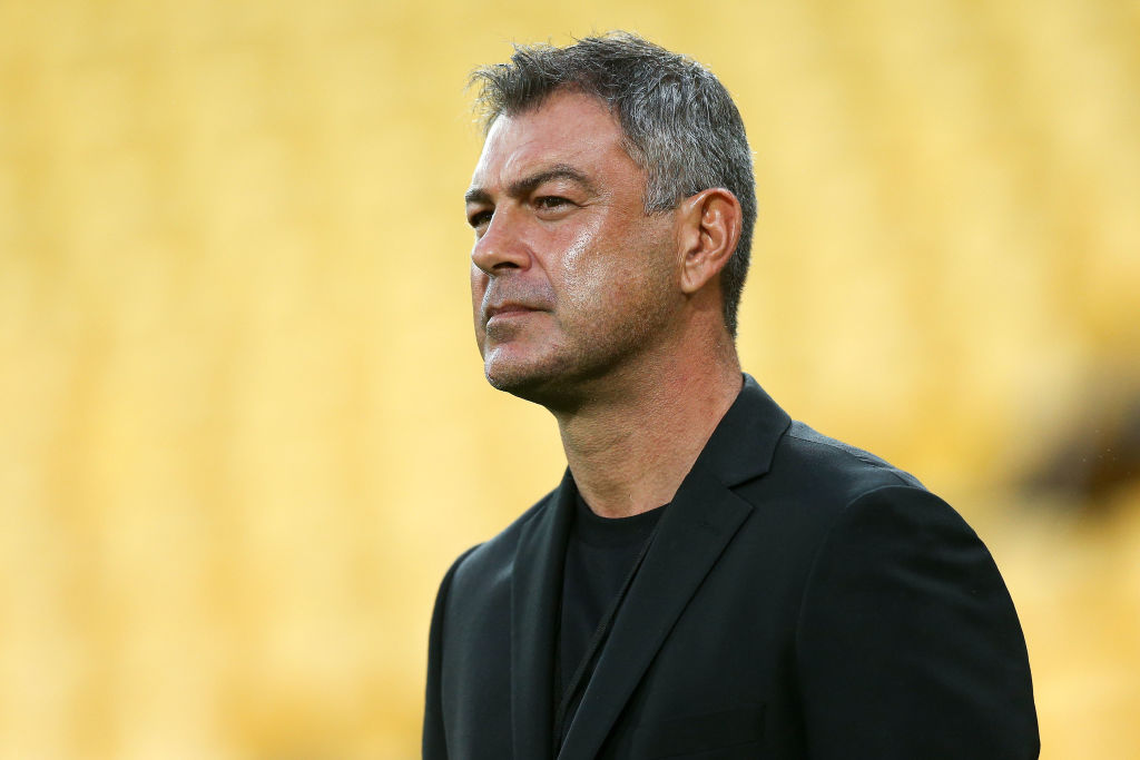 Phoenix coach Mark Rudan. Photo: Getty