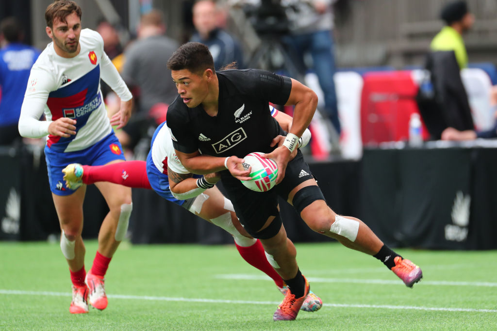 New Zealand had a victory over France before their loss to Spain
