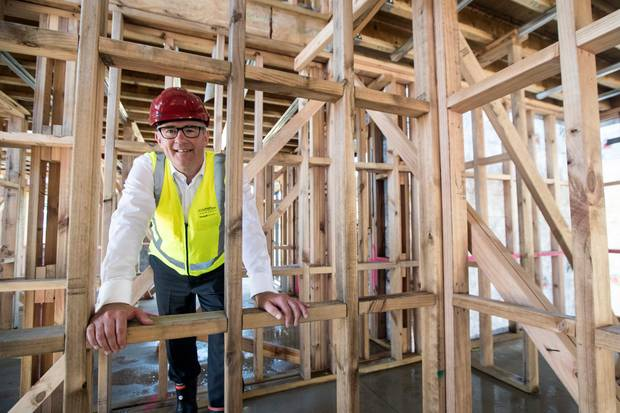Housing Minister Phil Twyford. Photo: NZME