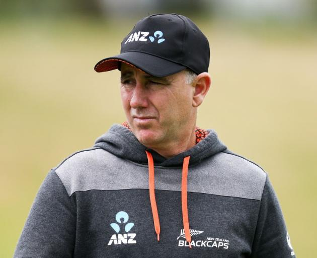 Black Caps coach Gary Stead. Photo: Getty Images