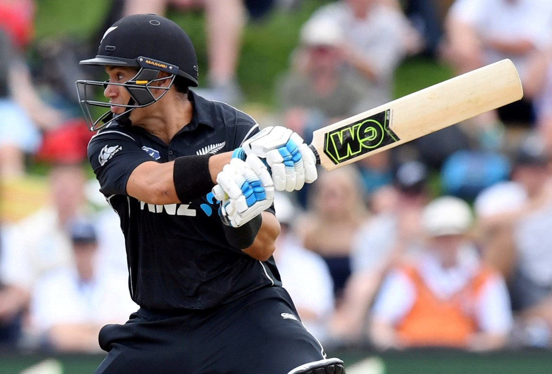 Ross Taylor. Photo: Reuters