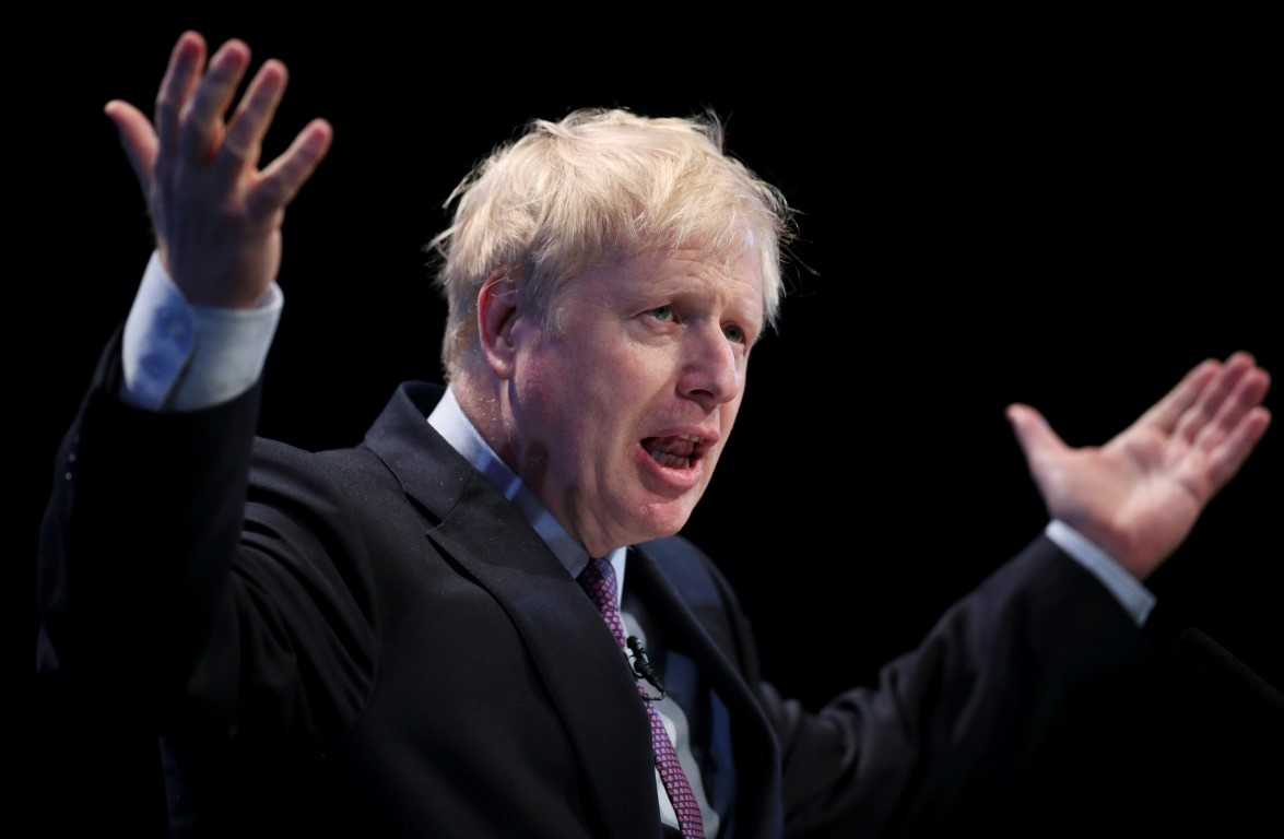 Boris Johnson. Photo: Reuters