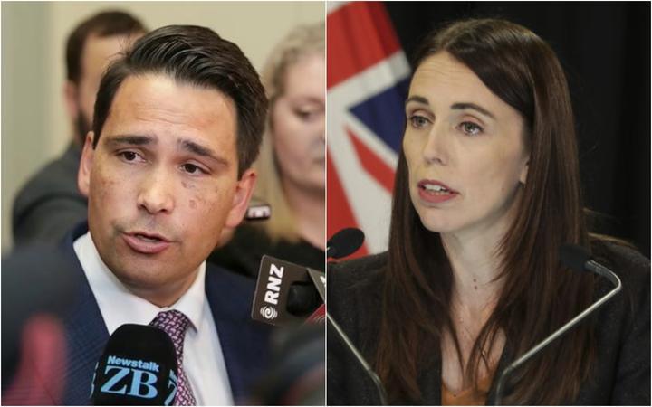 National Party leader Simon Bridges said Prime Minister Jacinda Ardern's capital gains tax u-turn...
