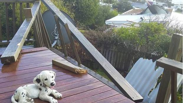 Tornado Tears Off Roofs Damages 12 Homes Otago Daily Times Online News