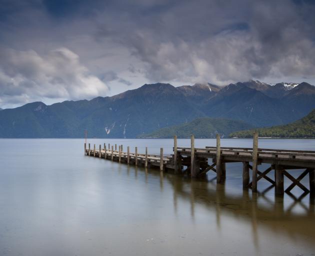 Lake Hauroko. Photo: Getty