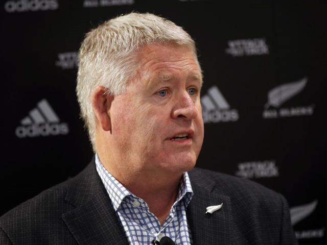 New Zealand Rugby CEO Steve Tew. Photo: Getty