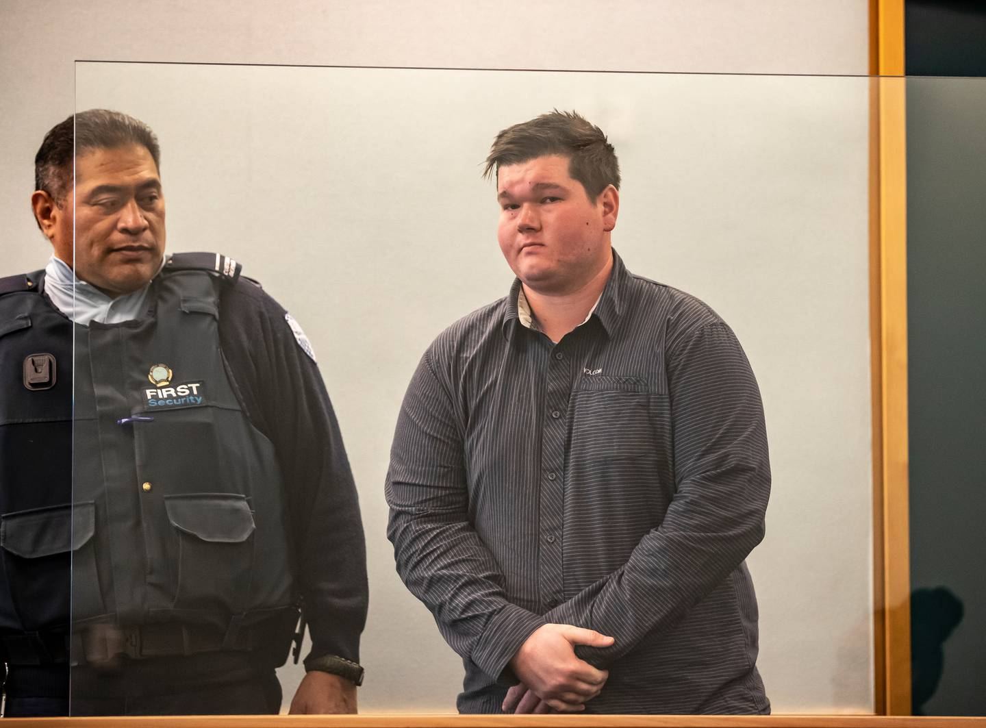 """Fraser Milne told police he presumed the family were on an """"illegal visa"""" and """"Asian mafia""""."""