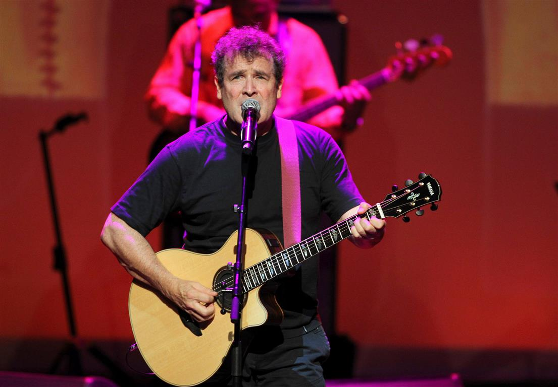 Johnny Clegg performing in 2012. Photo: Reuters
