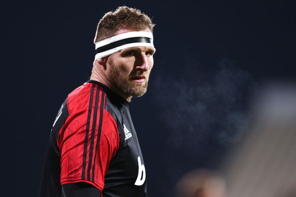 Japan-bound Kieran Read is the longest-serving departee from the Crusaders after this season ends...
