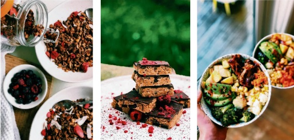 Tasty Twinsss' recipes are not necessarily ''super healthy'' but are all about balance. PHOTOS:...