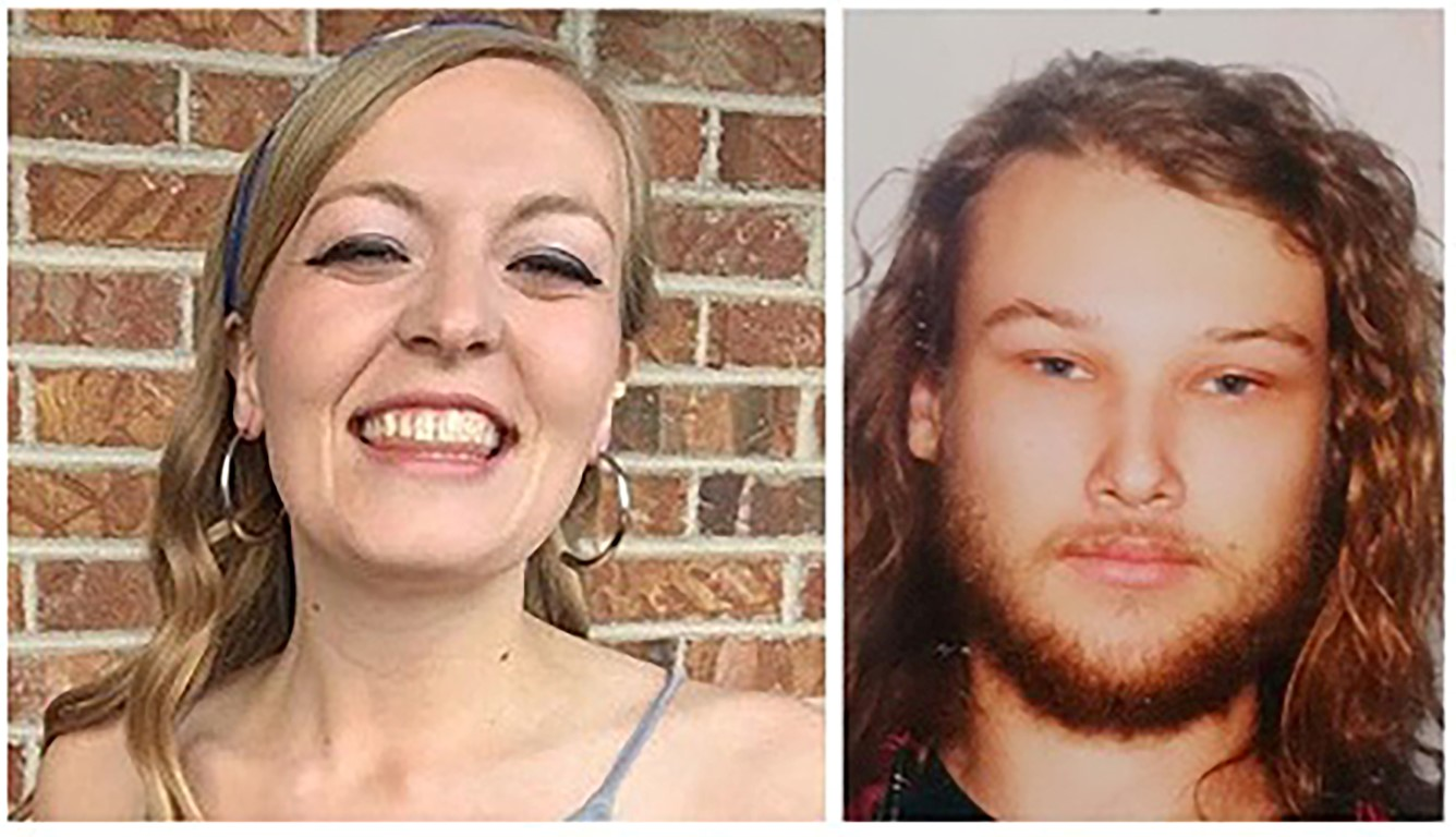 Schmegelsky and McLeod were suspects in the murders of Chynna Deese and Lucas Fowler (above)....