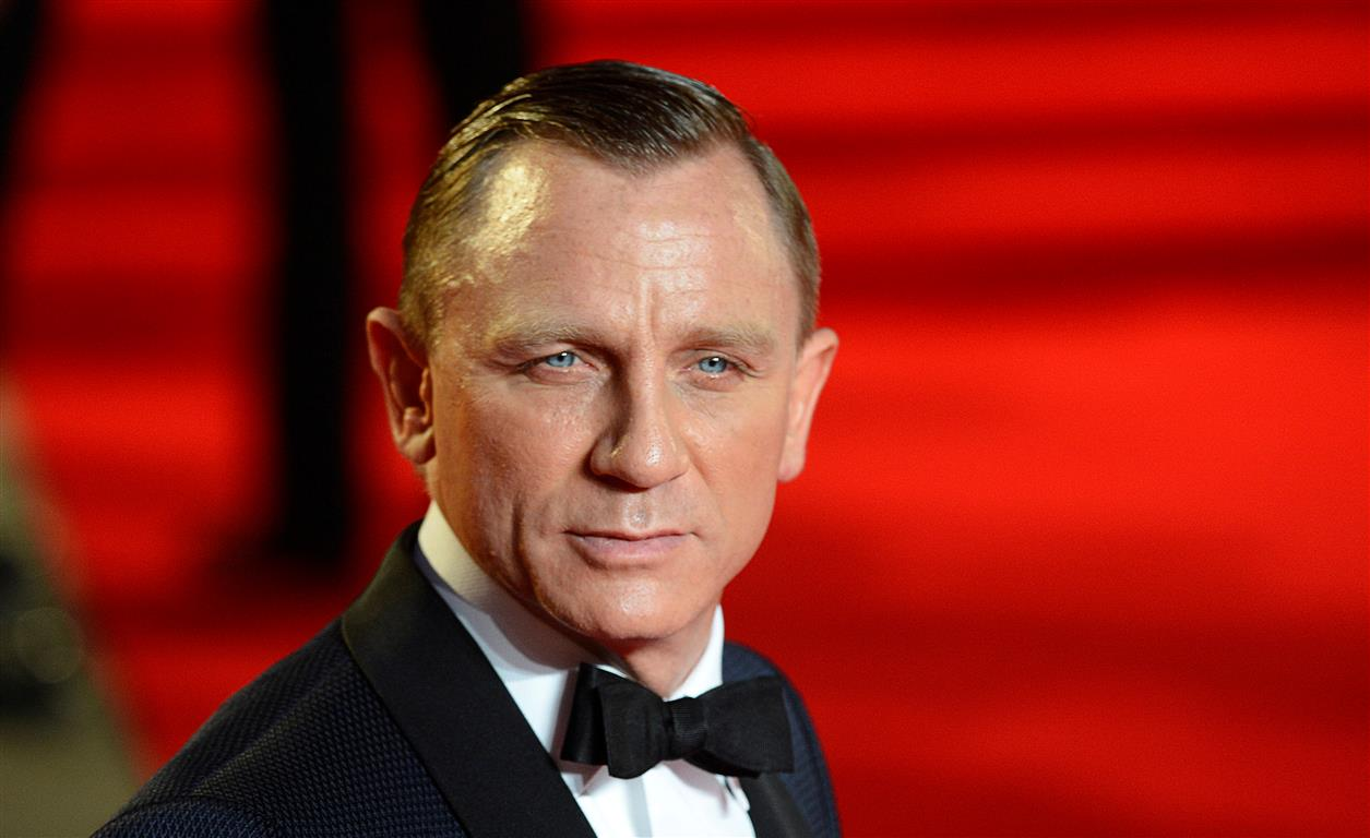 Daniel Craig will play James Bond in 'No Time to Die'. Photo: Reuters