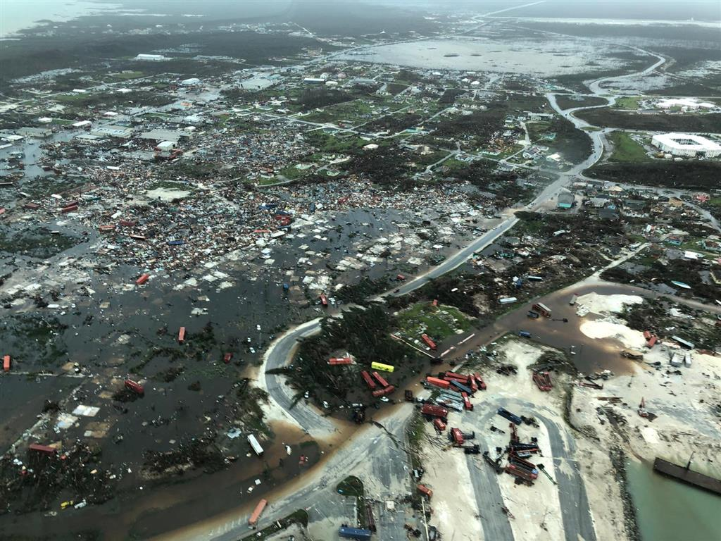After inflicting `extreme damage` on Bahamas, Hurricane Dorian on path to Florida