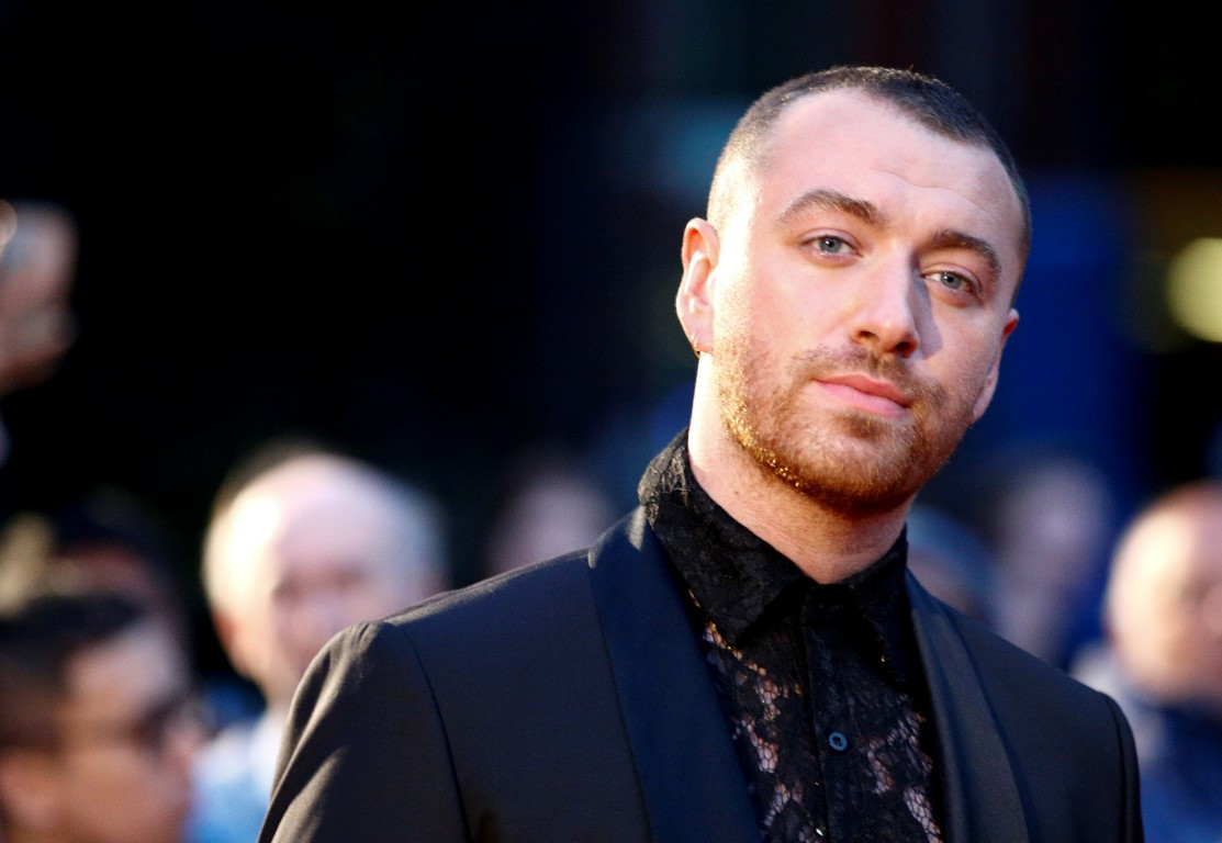 Sam Smith. Photo: Reuters