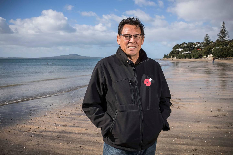 Wayne (Buck) Shelford. Photo: NZ Herald