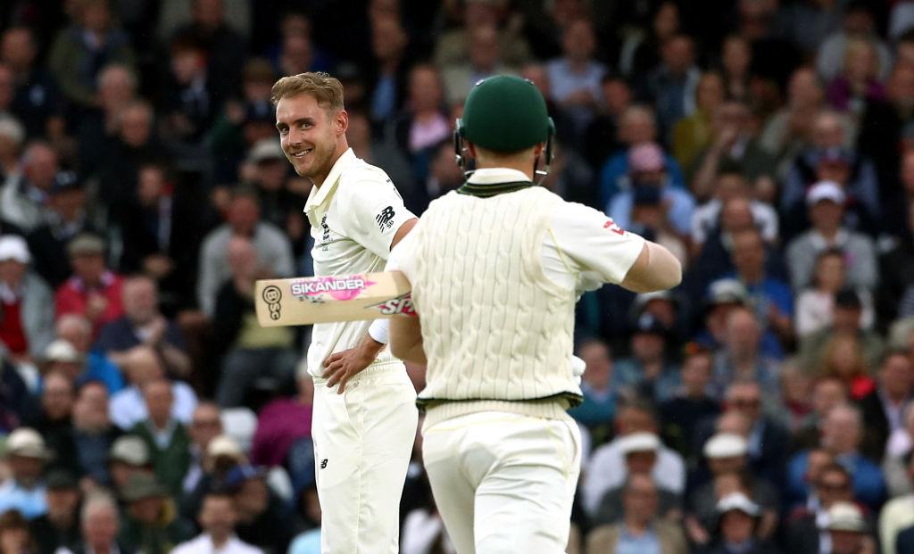 England must call time on Anderson-Broad partnership: Vaughan