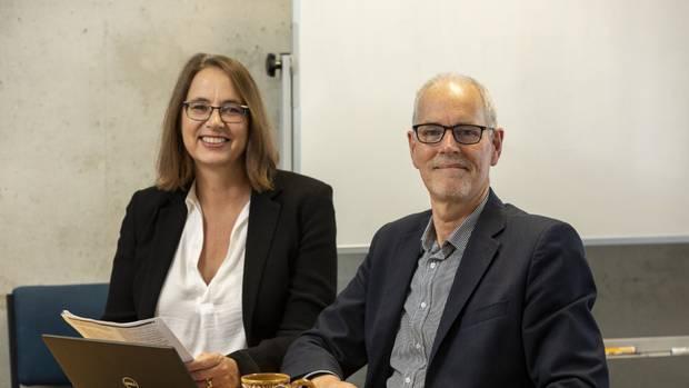 University of Auckland's Associate Professor Dr Natalie Walker and Professor Chris Bullen studied...