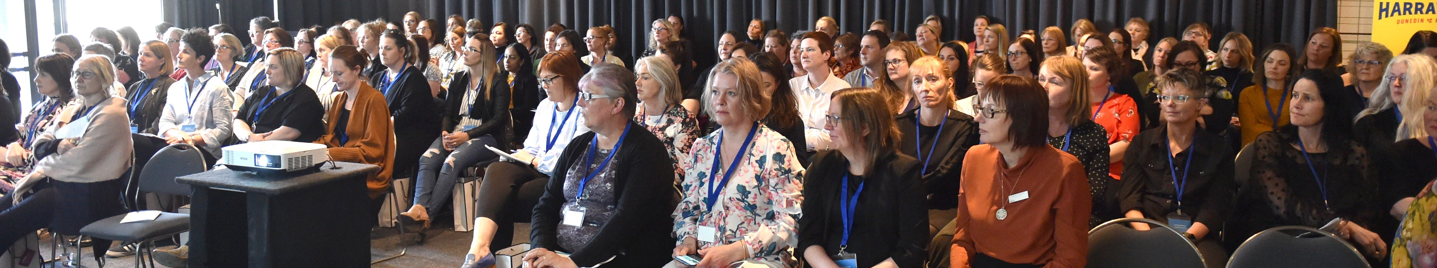 Women in business event at the Dunedin Public Art Gallery on Thursday afternoon. PHOTO: Gregor...