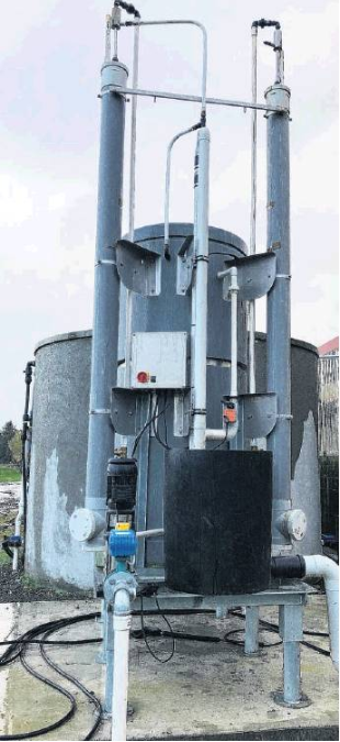 Proven . . . Southland Farm Services is offering the Iron Out filtration system for purchase...