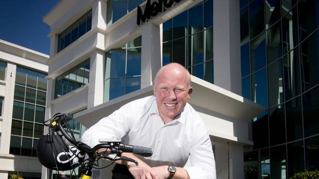 Mercury Energy chief executive Fraser Whineray will joint Fonterra's executive team next year....