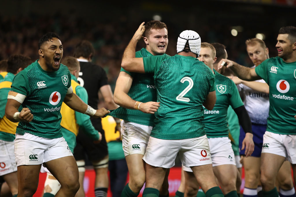 Is there more of this on the way for the All Blacks? Photo: Getty