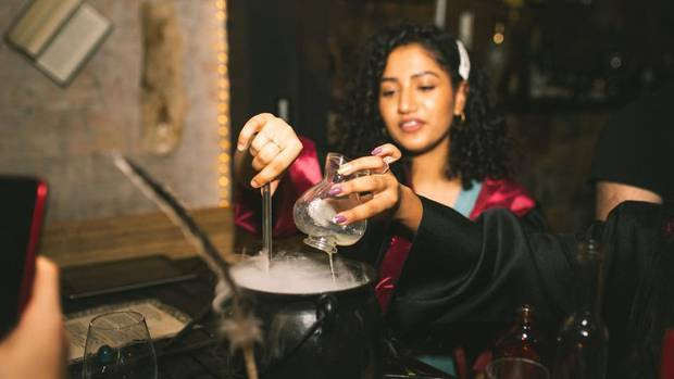 Something wicked this way comes: New Zealand is to get its own Harry-Potter-esque cauldron bar....