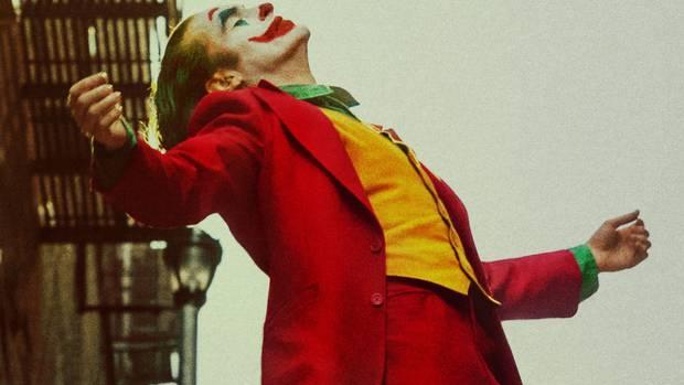 Joaquin Phoenix in The Joker movie. Photo: NZ Herald