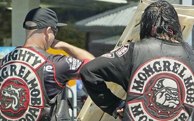The Mongrel Mob are considering a female chapter. Photo: NZ Herald
