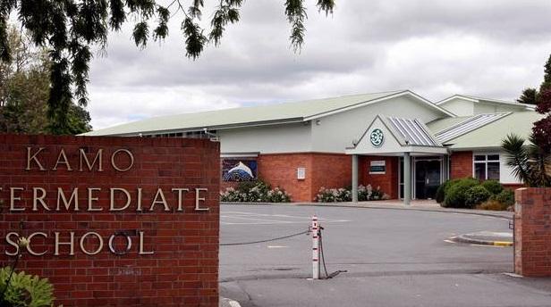 A teenage pupil died at Kamo Intermediate earlier this week. Photo: NZ Herald
