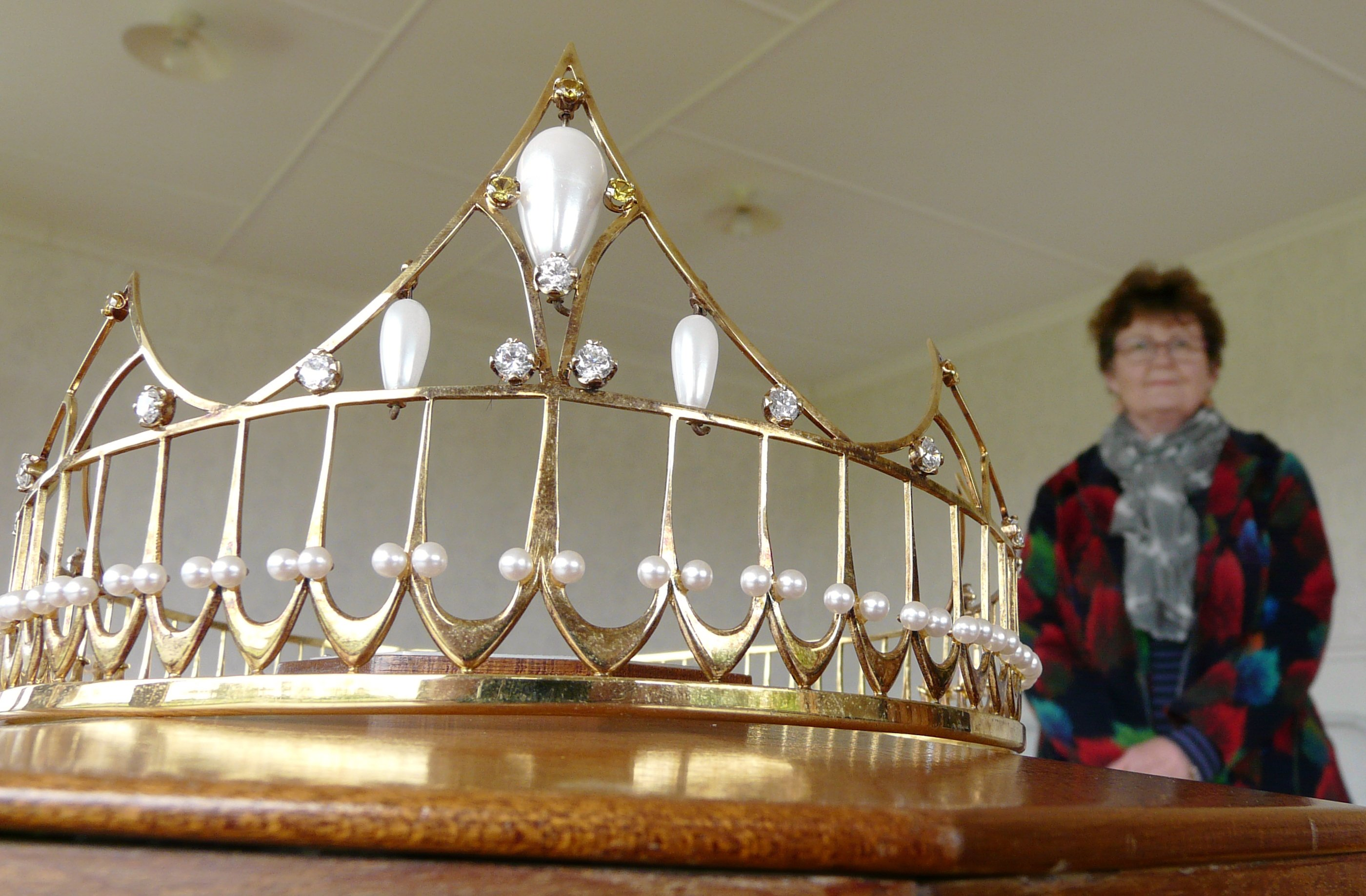 The South Otago A&P Society may be without a show queen for the first time in 51 years because of insufficient entries this year, secretary Heather Dudfield says. Photo: Richard Davison