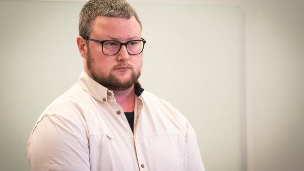 Aaron Archer is accused of murdering 2-year-old toddler Ariah Roberts. Photo: NZME