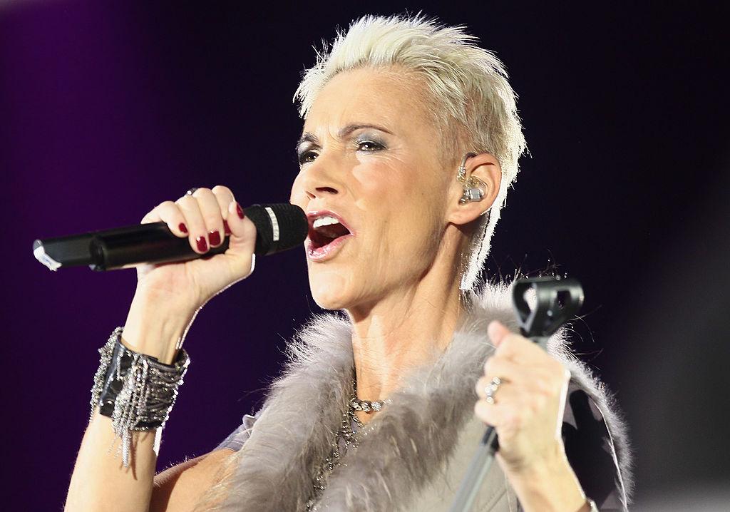 Marie Fredriksson. Photo: Getty