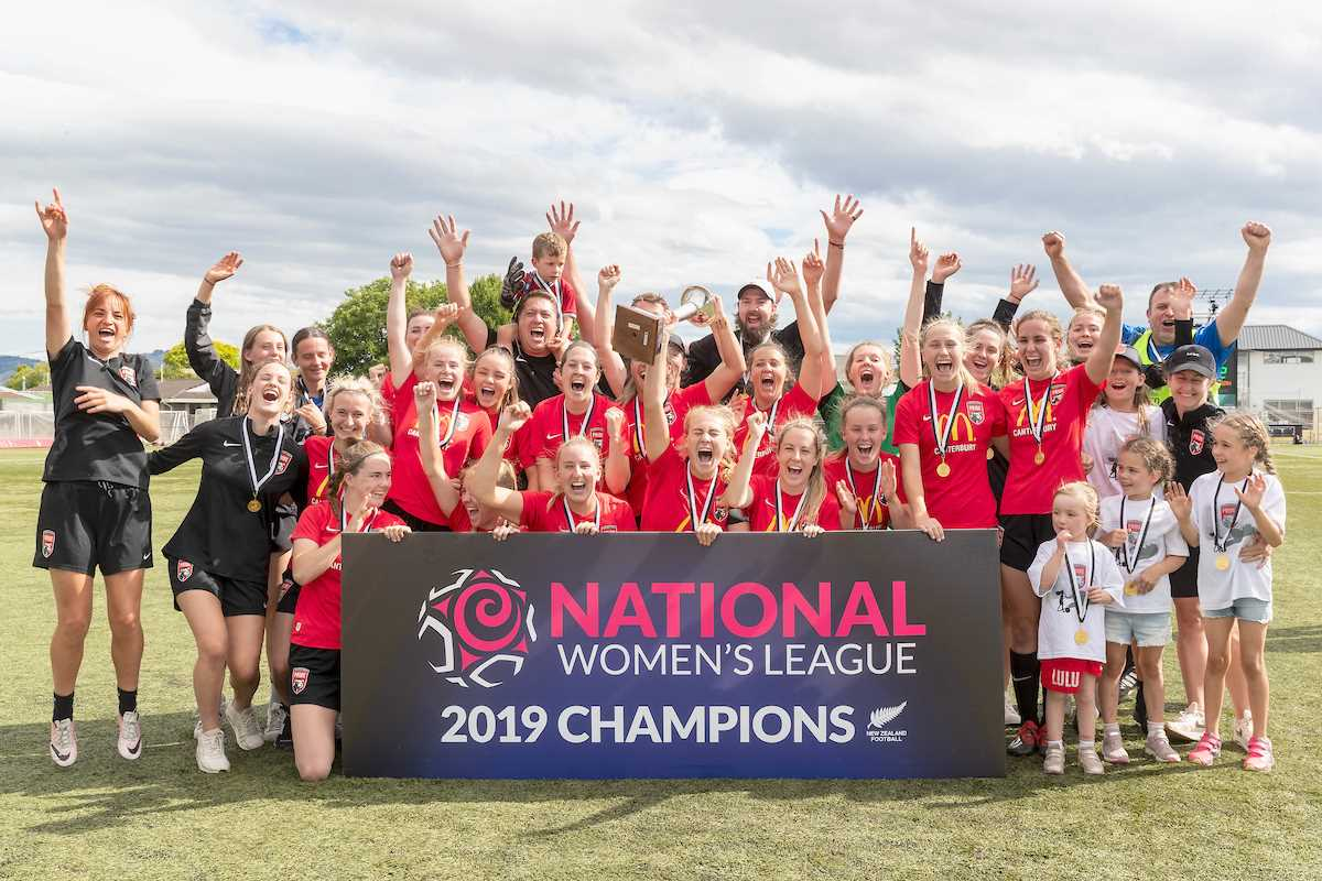 The Pride won their fifth national title in seven years. Photo: Supplied