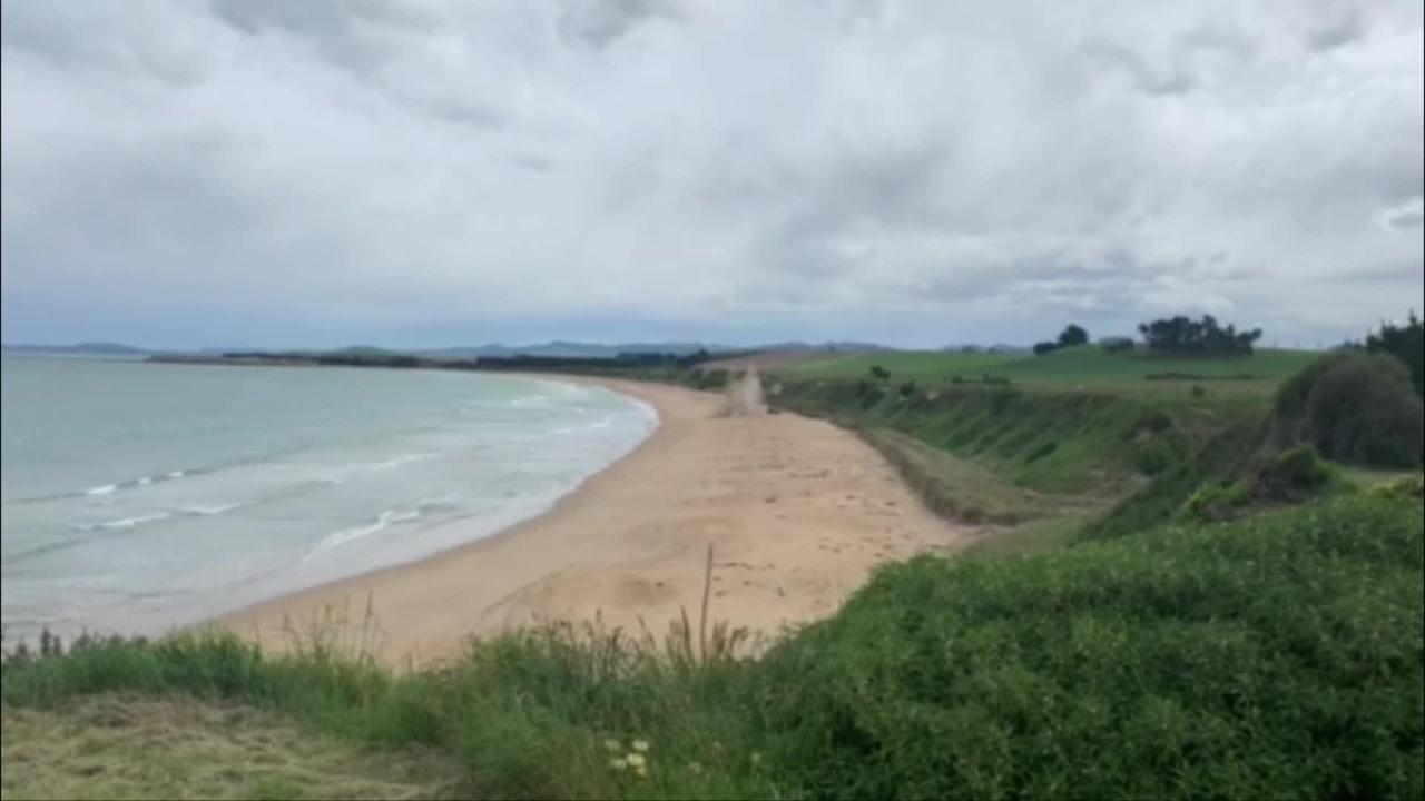 Kakanui beach. Photo: ODT files