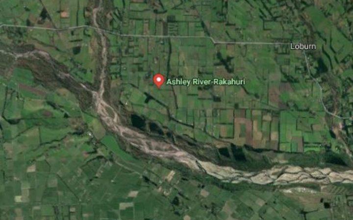A toxic blue-green algae has been found in the Ashley/Rakahuri River at the Rangiora-Loburn...