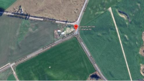 There are reports that a helicopter has crashed in Taupō. Image: Google