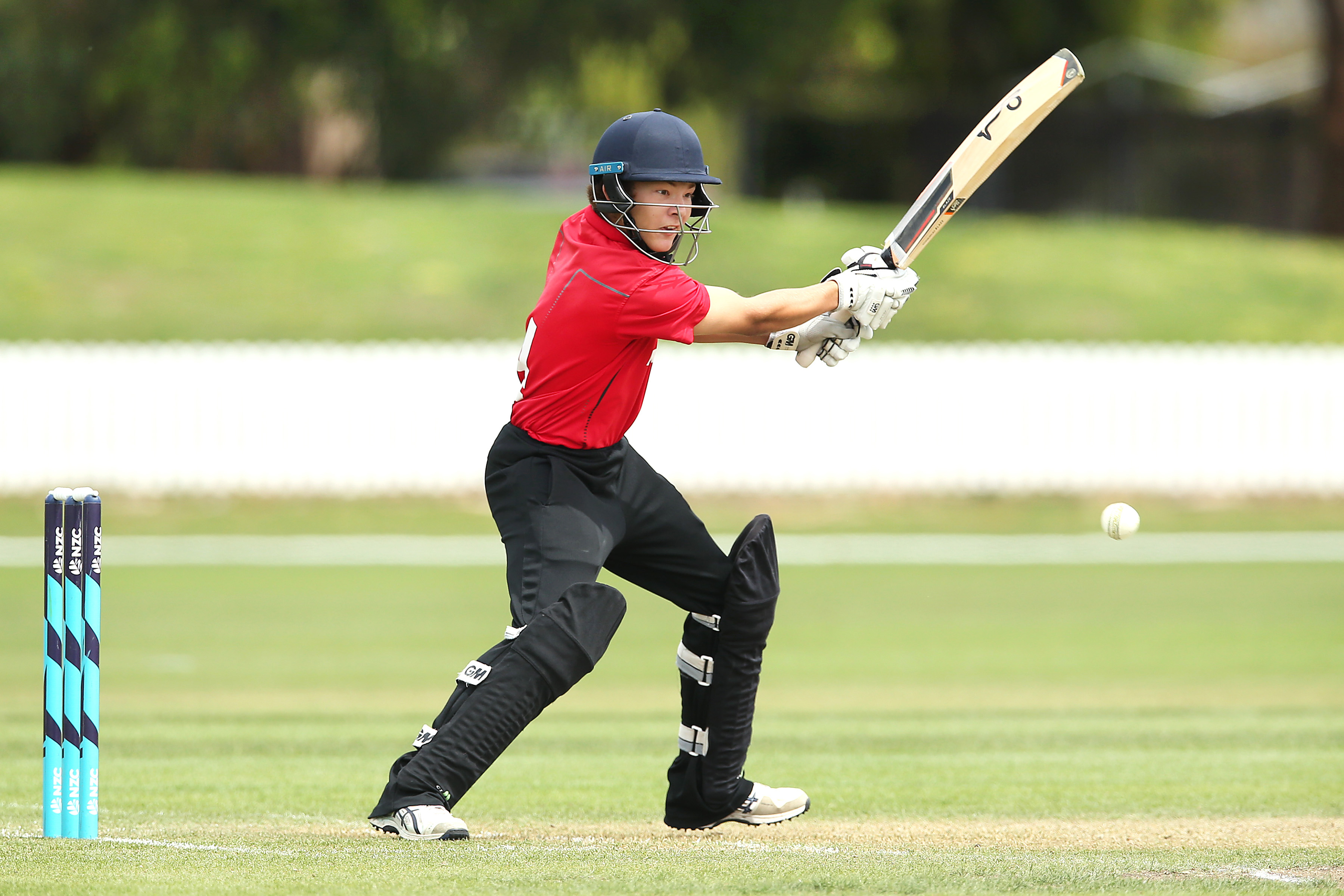 Mitch McMillan scored 243 in four innings and was dismissed only once during Canterbury's run to...