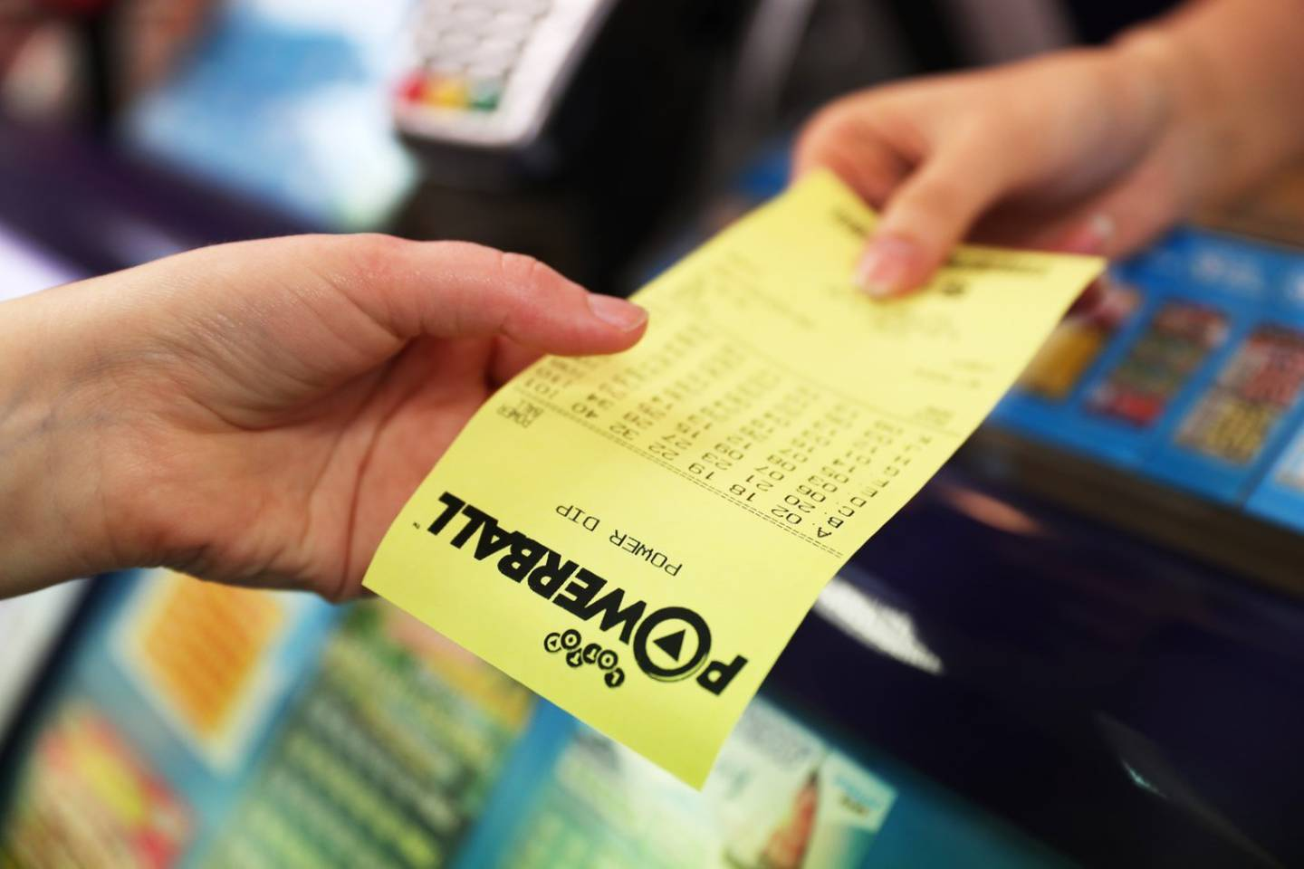The massive Powerball First Division numbers were struck on December 28. Photo: NZ Herald/file