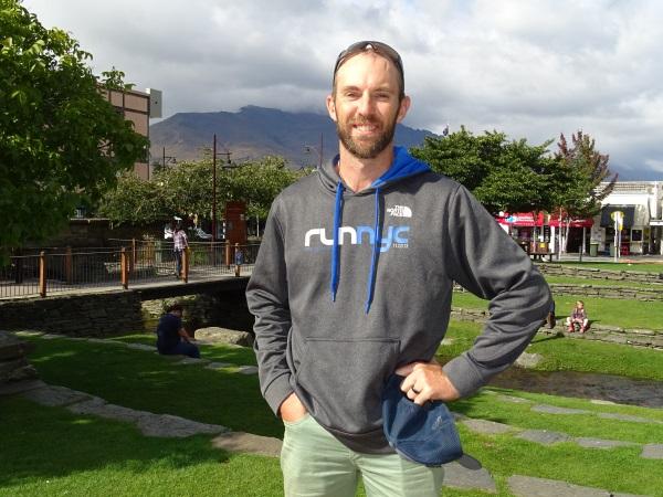 Daniel Batchelor will set off from Cape Reinga on Sunday. Photo: Mountain Scene