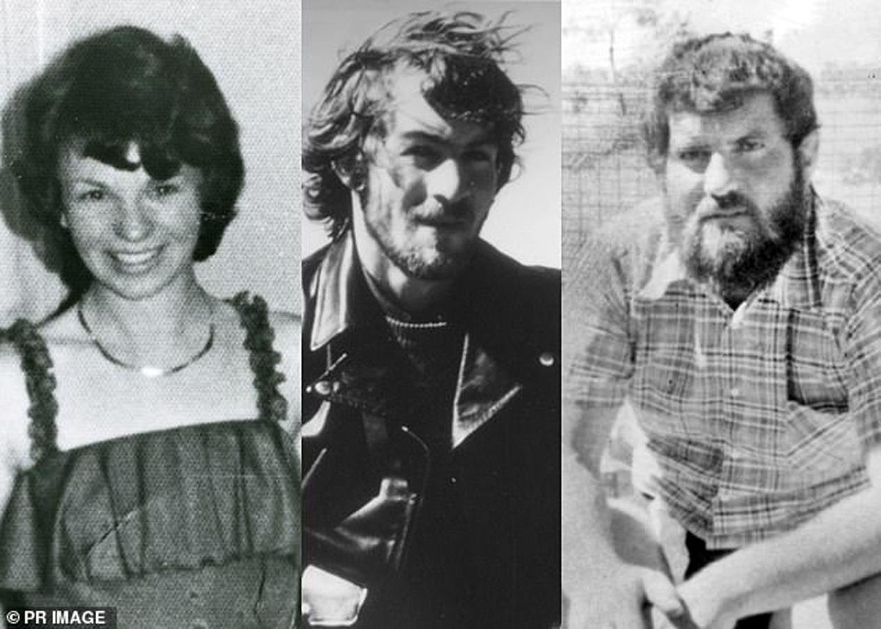 Karen Edwards, Gordon Twaddle and  Timothy Thomson.