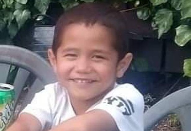 Ferro James Sio, 5, is being remembered as a bubbly little boy. Photo: Supplied via NZ Herald
