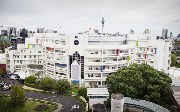 The boy is still recovering in Starship Hospital. Photo: RNZ