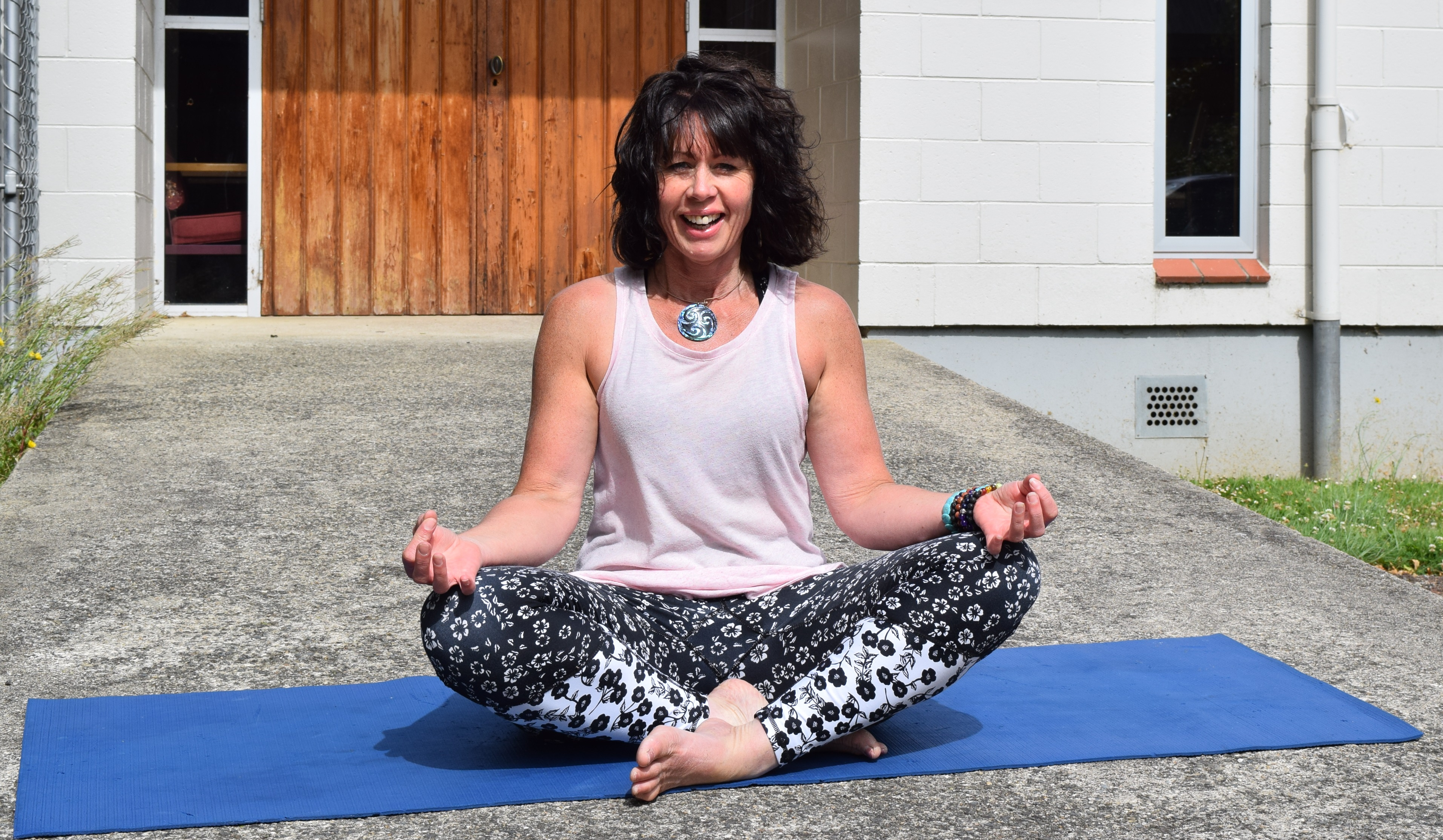 Blissful Souls Yoga owner and teacher Aaron Kyle is starting more of her classes in Mosgiel today...