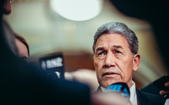 NZ First leader Winston Peters is referring the leaked information to police and the privacy...
