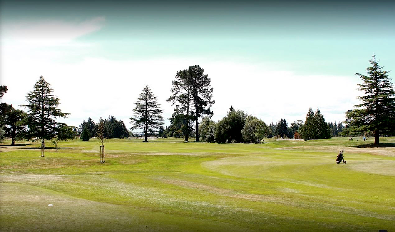 The Russley golf course. Photo: Supplied