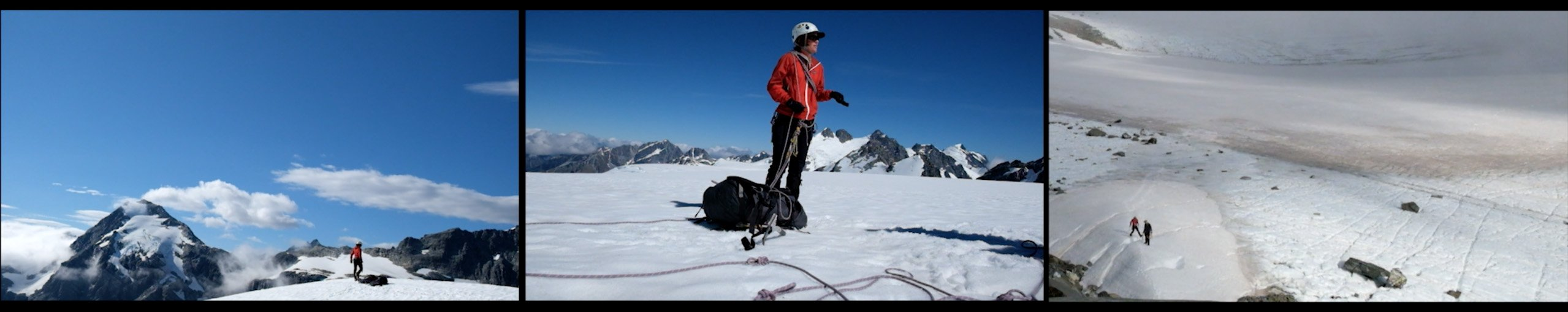 Still from I thought I would have climbed more mountains by now, 2016, HD Moving Image. PHOTOS:...