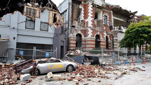 The 2010 and 2011 earthquake sequence had a devastating effect on Christchurch. Photo: NZH