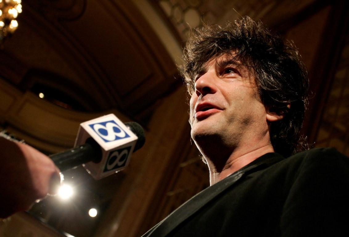 Neil Gaiman. File photo: Reuters